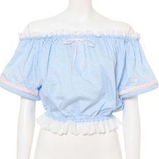 Swankiss Teacup Top
