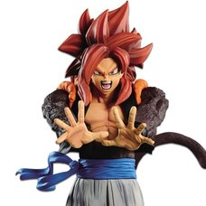 Dragon Ball Z Dokkan Battle 4th Anniversary Figure: Super Saiyan 4 Gogeta