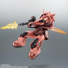Robot Spirits <Side MS> MS-06S Zaku II Char's Custom Model Ver. A.N.I.M.E.