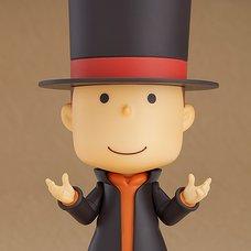 Nendoroid Layton Mystery Detective Agency: Kat's Mystery Solving Files Professor Layton