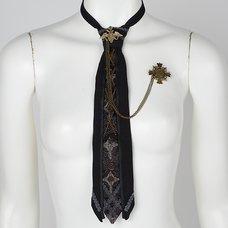Ozz Croce Autumn Rose Necktie