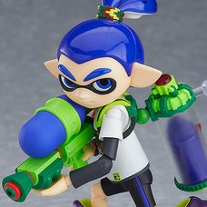 figma Splatoon Inkling Boy