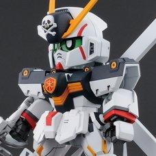 SD Gundam Cross Silhouette Mobile Suit Crossbone Gundam Crossbone Gundan X1