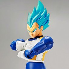 Figure-rise Standard Dragon Ball Super: Super Saiyan Blue Vegeta