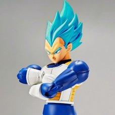 Figure-rise Standard Dragon Ball Super: Super Saiyan Blue Vegeta