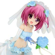 Ro-Kyu-Bu! SS Tomoka Minato - Blue Wedding Ver. 1/7 Scale Figure