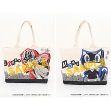 Persona 5 the Animation Large Tote Bag Collection