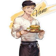 Granblue Fantasy Vane Cafe Ver. Acrylic Stand