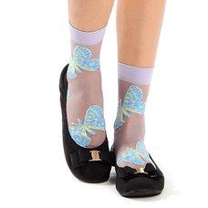 Ahcahcum Butterfly Socks