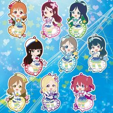 Love Live! Sunshine!! Niitengomu! Rubber Straps Box Set