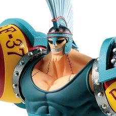 Ichiban Figure One Piece Stampede Franky