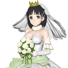EXQ Figure Sword Art Online: Code Register Wedding Suguha