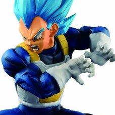 Ichiban Figure Dragon Ball Ultimate Variation Super Saiyan God Super Saiyan Evolved Vegeta