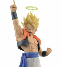 Dragon Ball Z Com: Figuration Gogeta Vol. 1: Super Saiyan Gogeta
