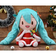 Fluffy Plush Hatsune Miku: Christmas 2019