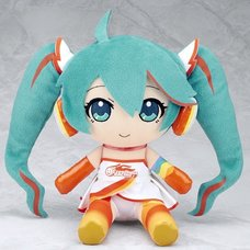 Hatsune Miku GT Project Hatsune Miku Racing Ver. 2016 Plush