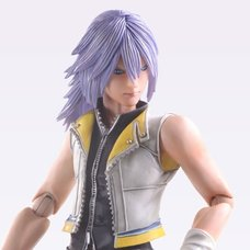 Play Arts Kai Kingdom Hearts II Riku