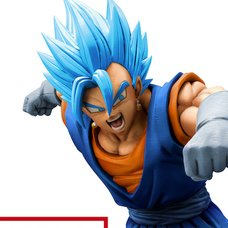 Dragon Ball Z Dokkan Battle Collab Figure Super Saiyan Blue Vegetto