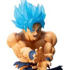 Ichiban Figure Dragon Ball Super Saiyan God SS Goku