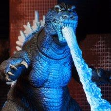 Godzilla 2001 Head-to-Tail Action Figure w/ Atomic Blast