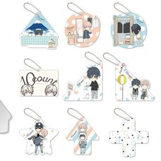 10 Count Trading Mirror Charms