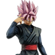 Dragon Ball Super Grandista Super Saiyan Rosé Goku Black Manga Dimensions Figure