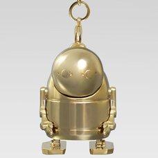 NieR: Automata Gold Machine Lifeform Metal Keychain