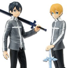 EXQ Figure Sword Art Online: Alicization Kirito & Eugeo