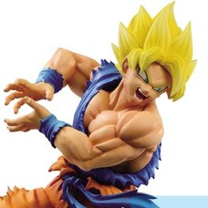 Dragon Ball Super Super Saiyan Goku Z-Battle Figure