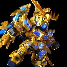 SD Gundam Cross Silhouette Unicorn Gundam 03 Phenex