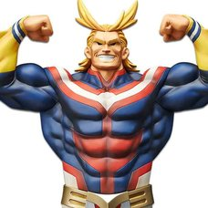 My Hero Academia Grandista All Might: Exclusive Lines
