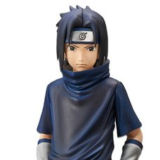 Naruto Grandista -Shinobi Relations- Sasuke Uchiha Vol. 2