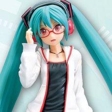 Hatsune Miku: Project DIVA Arcade Future Tone Hatsune Miku: Natural Ver. Super Premium Figure