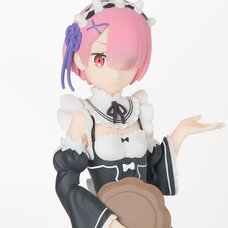 Re:Zero -Starting Life in Another World- Ram Ver. 1.5 Premium Figure