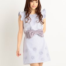 LIZ LISA Warm & Flowery Party Dress