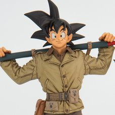 Dragon Ball Z Banpresto World Figure Colosseum 2 Vol. 4: Goku