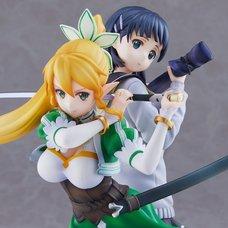 Sword Art Online Leafa & Suguha Kirigaya Non-Scale Figure Set
