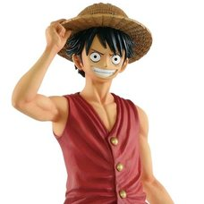 One Piece 20th History Masterlise Monkey D. Luffy