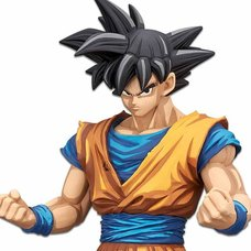 Dragon Ball Z Grandista Manga Dimensions Goku No. 2