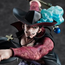 Portrait of Pirates One Piece Neo-Maximum Hawk-Eye Dracule Mihawk