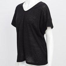 Rozen Kavalier Studded Wing T-Shirt