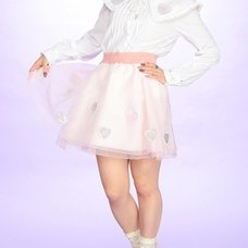 Swankiss Heart Candy Skirt