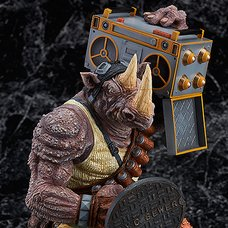 Teenage Mutant Ninja Turtles Rocksteady Non-Scale Figure