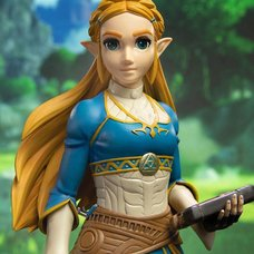 Legend of Zelda: Breath of the Wild Zelda Statue