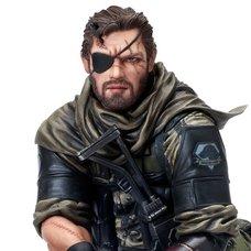 MensHdge Technical Statue No. 16: Metal Gear Solid V: The Phantom Pain Venom Snake