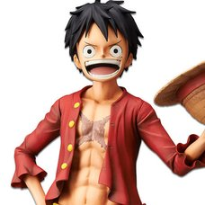 One Piece Grandista Nero Monkey D. Luffy