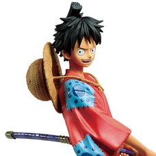 DXF One Piece ~The Grandline Men~ Wa no Kuni Vol. 1: Monkey D. Luffy
