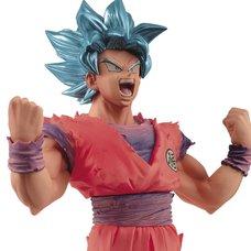 Dragon Ball Super Blood of Saiyans: Super Saiyan Blue Goku (Kaiohken)