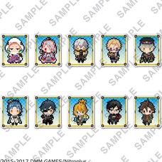 Touken Ranbu -Online- Clear Clip Badge Vol. 2 Box Set