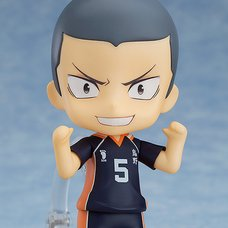 Nendoroid Haikyu!! Season 3 Ryunosuke Tanaka